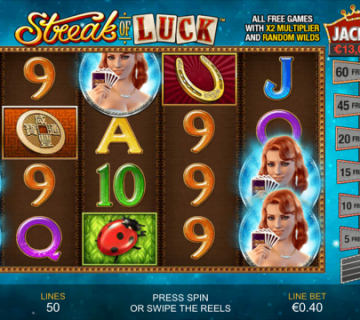 Streak of Luck Slot Review
