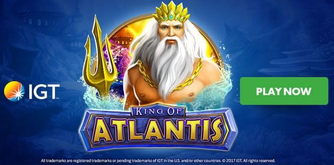 igt king of atlantis