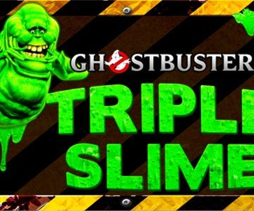 new ghostbusters slot