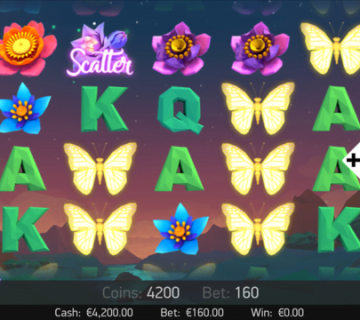 Butterfly Staxx Slot Review