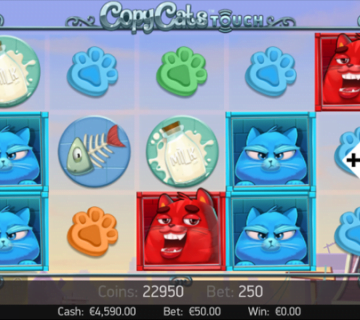 Copy Cats Slot Review
