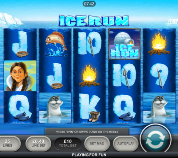 Ice Run Slot Review