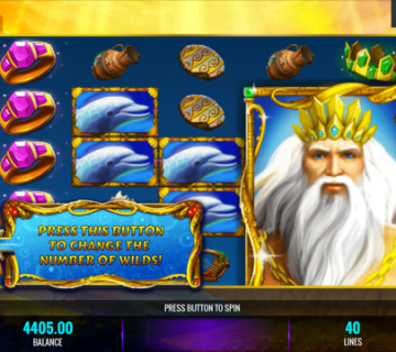 King of Atlantis Slot Review