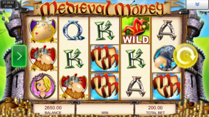 Medieval Money Slot Review