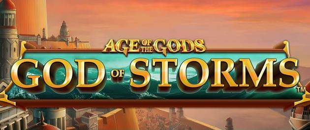 new age of the gods slot