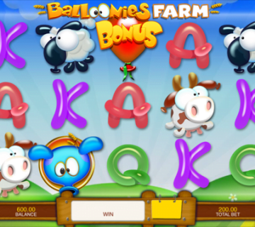 Balloonies Farm Slot Review