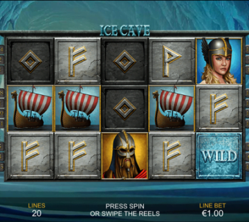 Ice Cave Slot Review