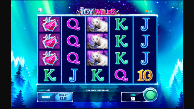 Icy Wilds Slot Review