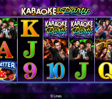 Karaoke Party Slot Review