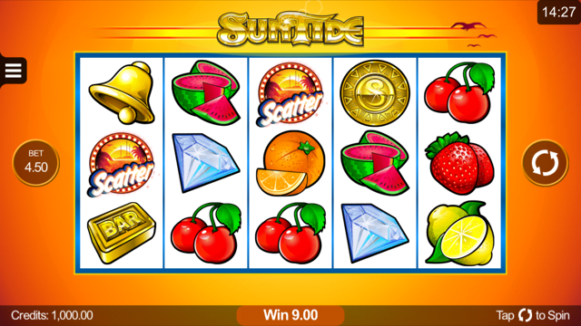 SunTide Slot Review