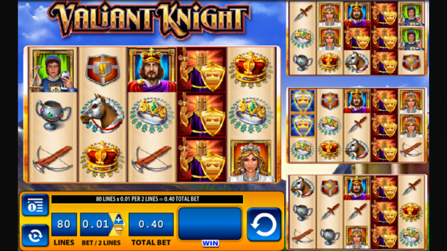 Valiant Knight Slot Review