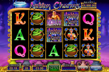 Arabian Charms Slot Review