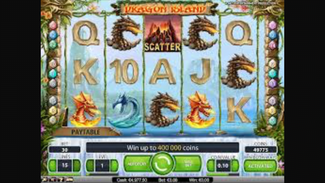 Dragon Island - Free online games at