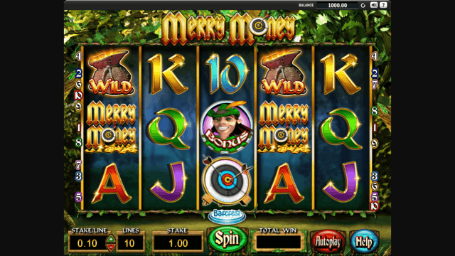 Merry Money Slot Review