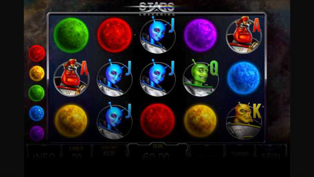 Stars Awakening Slot Review