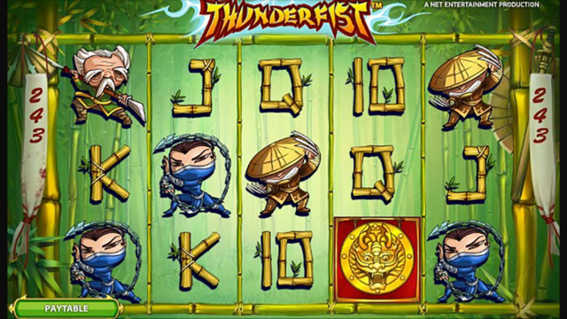 Thunderfist Slot Review
