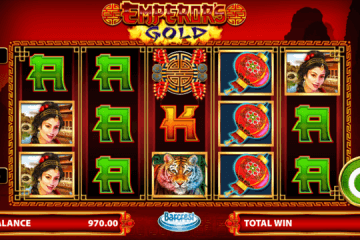 Emperor's Gold Slot Review