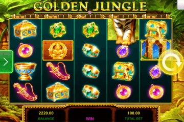 Golden Jungle Slot Review