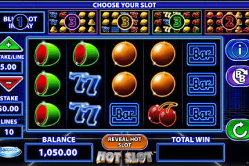 Hot Slot Slot Review