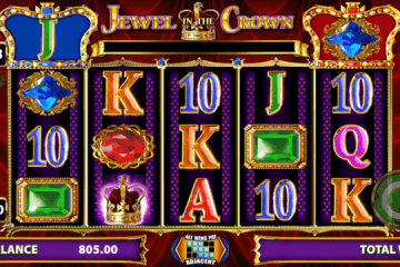 Jewel In The Crown Slot Review