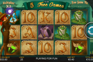 Miss Fortune Slot Review