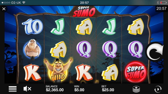 Super Sumo Slot Review
