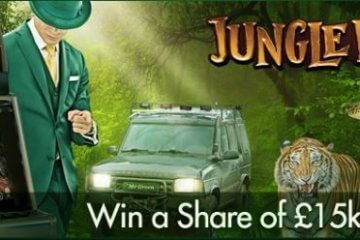 jungle books promotion
