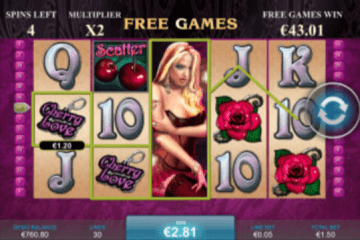 Cherry Love Slot Review