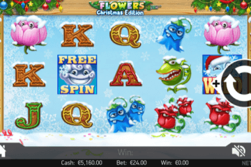 Flowers Christmas Edition Slot Review