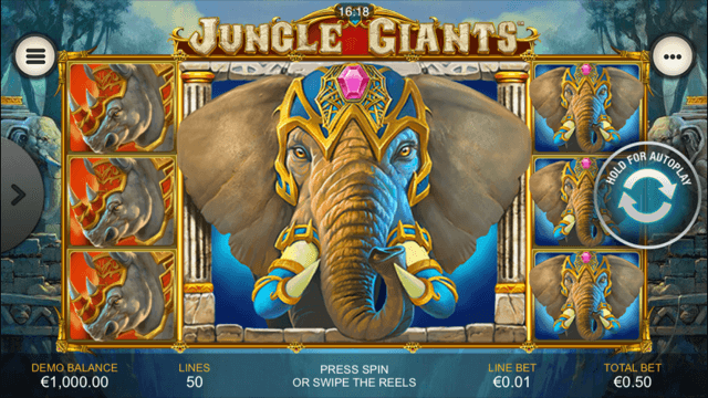 Jungle Giants Slot Review