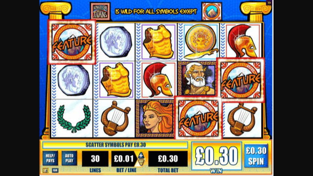 Kingdom Of The Titans Slot Review