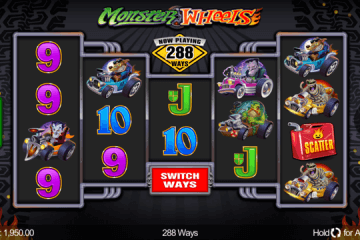 Monster Wheels Slot Review