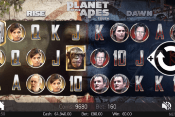 Planet Of The Apes Slot Review
