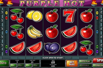 Purple Hot Slot Review