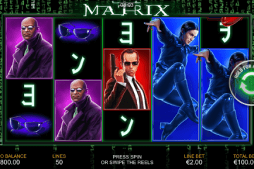 The Matrix Slot Review
