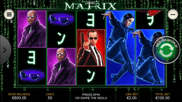 The Matrix Slot Review & Game Bonus | Mobile Casino Man