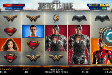 Justice League Slot Review