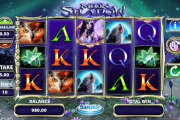 Moon Shadow Slot Review