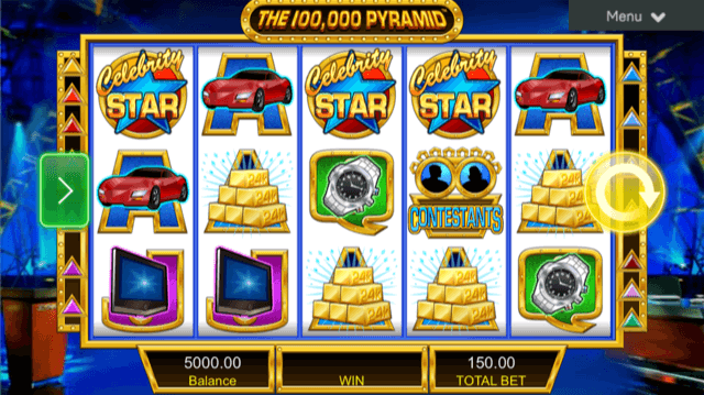 The 100,000 Pyramid Slot Review
