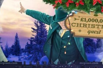 mr green christmas