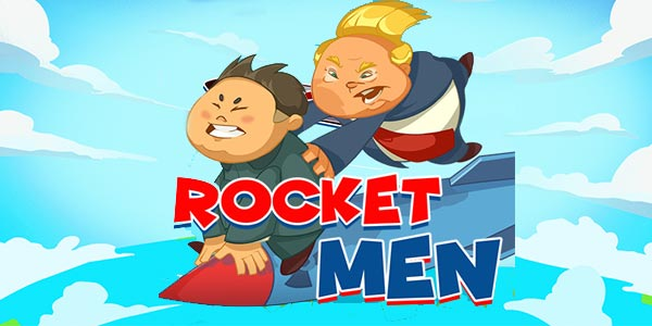 Red Tiger Gaming Take On Satire With New Rocket Men Slot