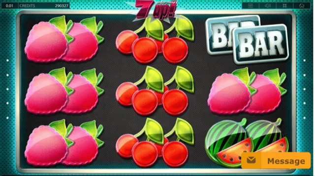 7UP! Slot Review