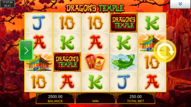 Dragons Temple Slot Review