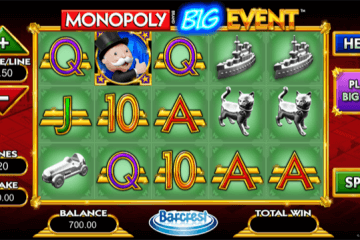 Monopoly Big Event Slot Review