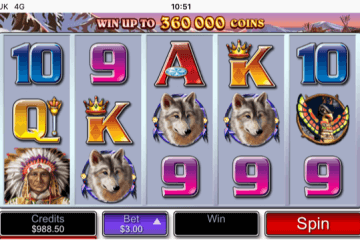Mystic Dreams Slot Review