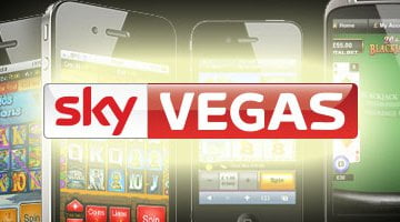 Sky Vegas Casino Welcome Bonus