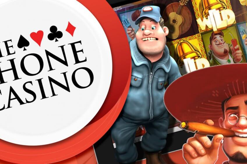 The Phone Casino Welcome Bonus