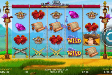 The Three Musketeers Slot Review