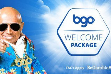 bgo casino welcome bonus
