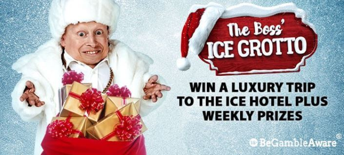 bgo ice grotto promotion